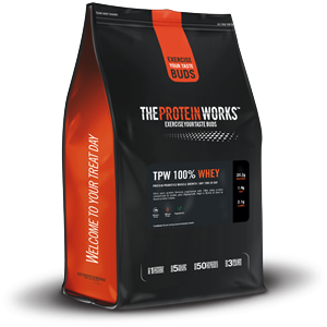 The Protein Works - TPW 100 Whey - Strawberries 'n' Cream (Dâu kem) 4kg
